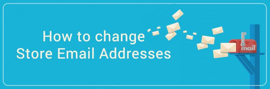 آموزش نحوه تغییر آدرس ایمیل مجنتو 2