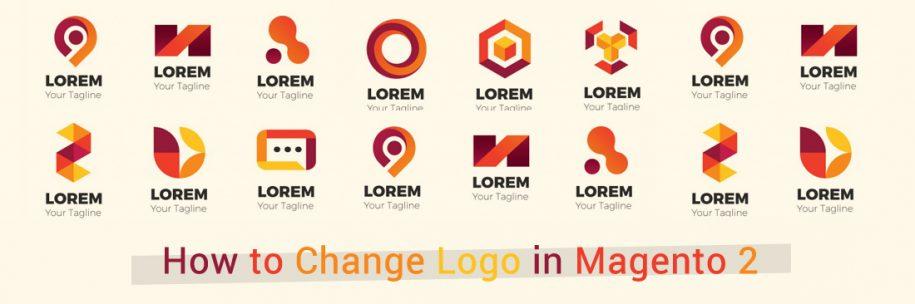 تغییر لوگو در مجنتو