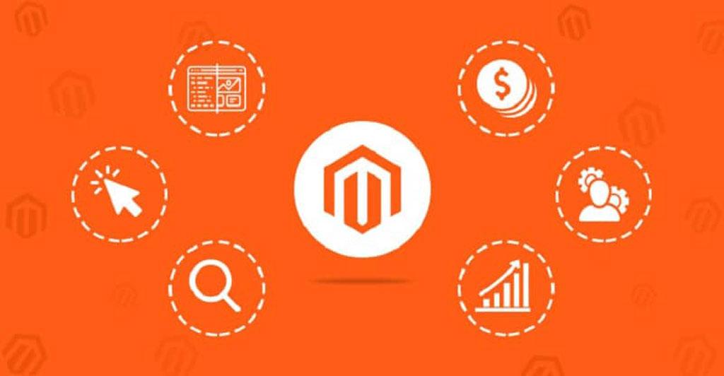 امکانات عمومی و تخصصی وبسایت فروشگاهی بر پایه Magento