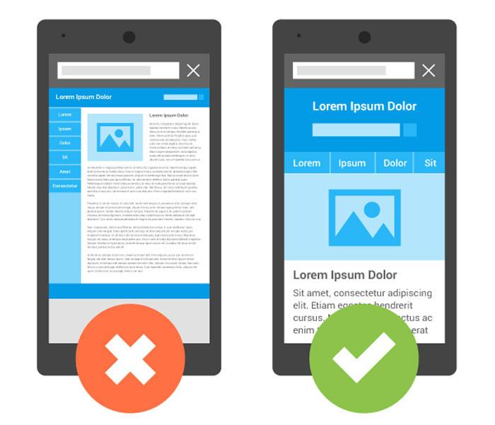 سایت خود را بر روی دستگاه های تلفن همراه آزمایش کنید