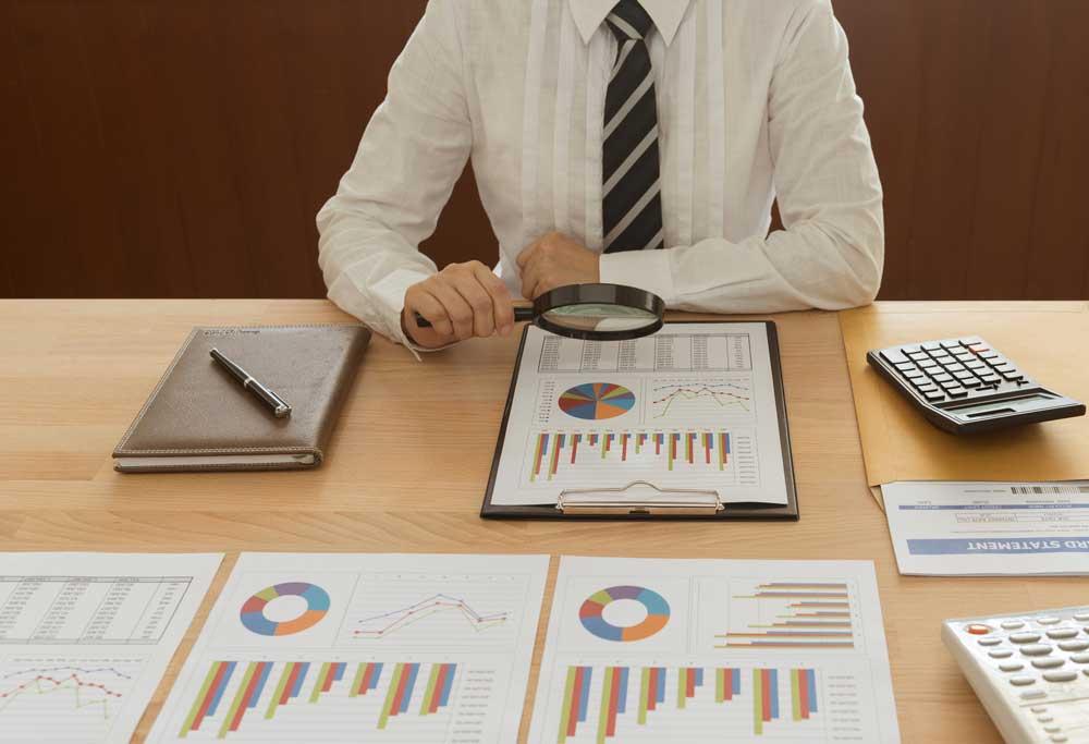 تعریف حسابرسی