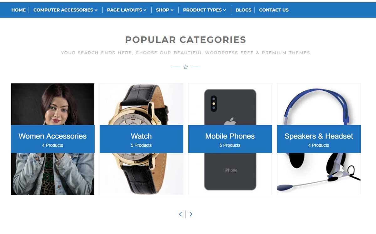 ساخت سریع فروشگاه اینترنتی